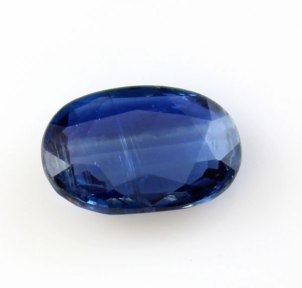5.10CT Natural Kyanite Oval Cut