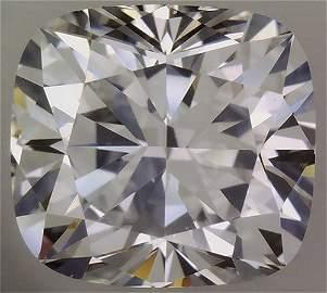 Certified Diamond CUSHION 1.25 K VS1 GIA