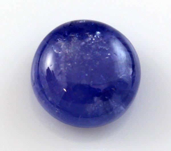 5.15CT Cabochon Tanzanite S1 AA-AAA