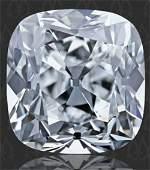 Certified Diamond CUSHION 3.02 G VS2 EGL