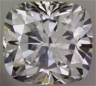 Certified Diamond CUSHION 1.02 G VVS2 GIA