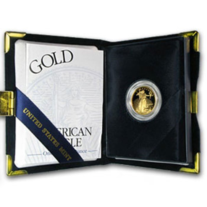 2003-W 1/4 oz Proof Gold American Eagle