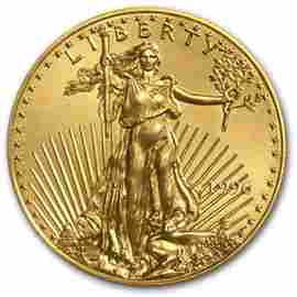 1996-W 1/4 oz Proof Gold American Eagle