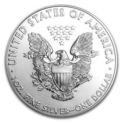 2013 1 oz Silver American Eagle (w/ U.S. Mint Box)