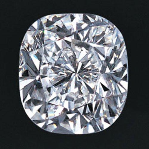 Cushion 0.73 Carat Brilliant Diamond D VVS2
