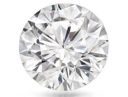 Round 4.0 Carat Brilliant Diamond F VVS2