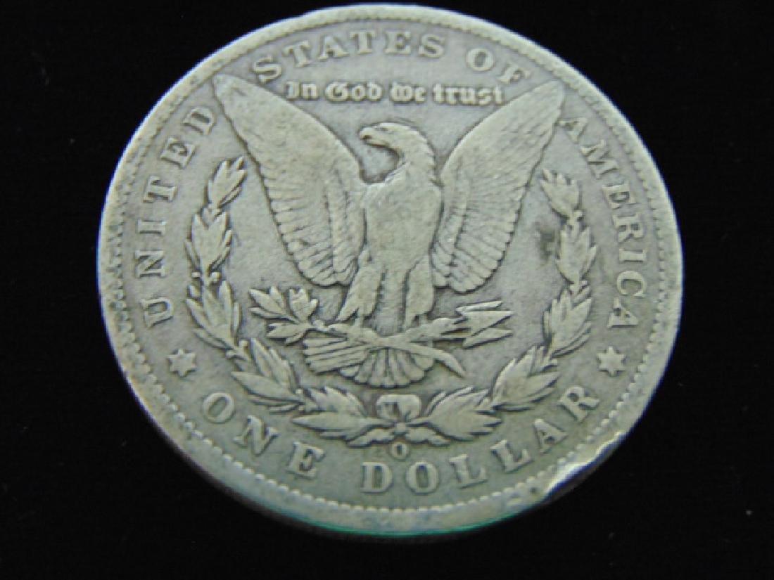 1900 - O MORGAN SILVER DOLLAR ESTATE FIND - 2