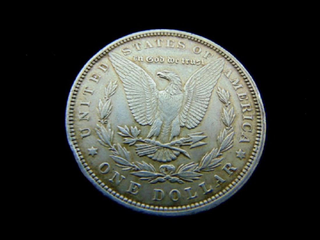 RARE KEY DATE 1894 MORGAN SILVER DOLLAR COIN - 2