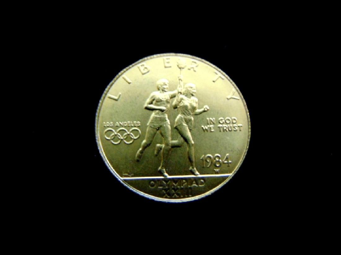 Estate Find U.S. 1984 Olympic $10 Gold Coin