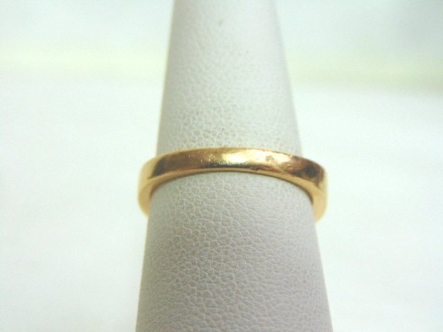 14k Yellow Gold Ring w/ Ruby & Diamonds - 4