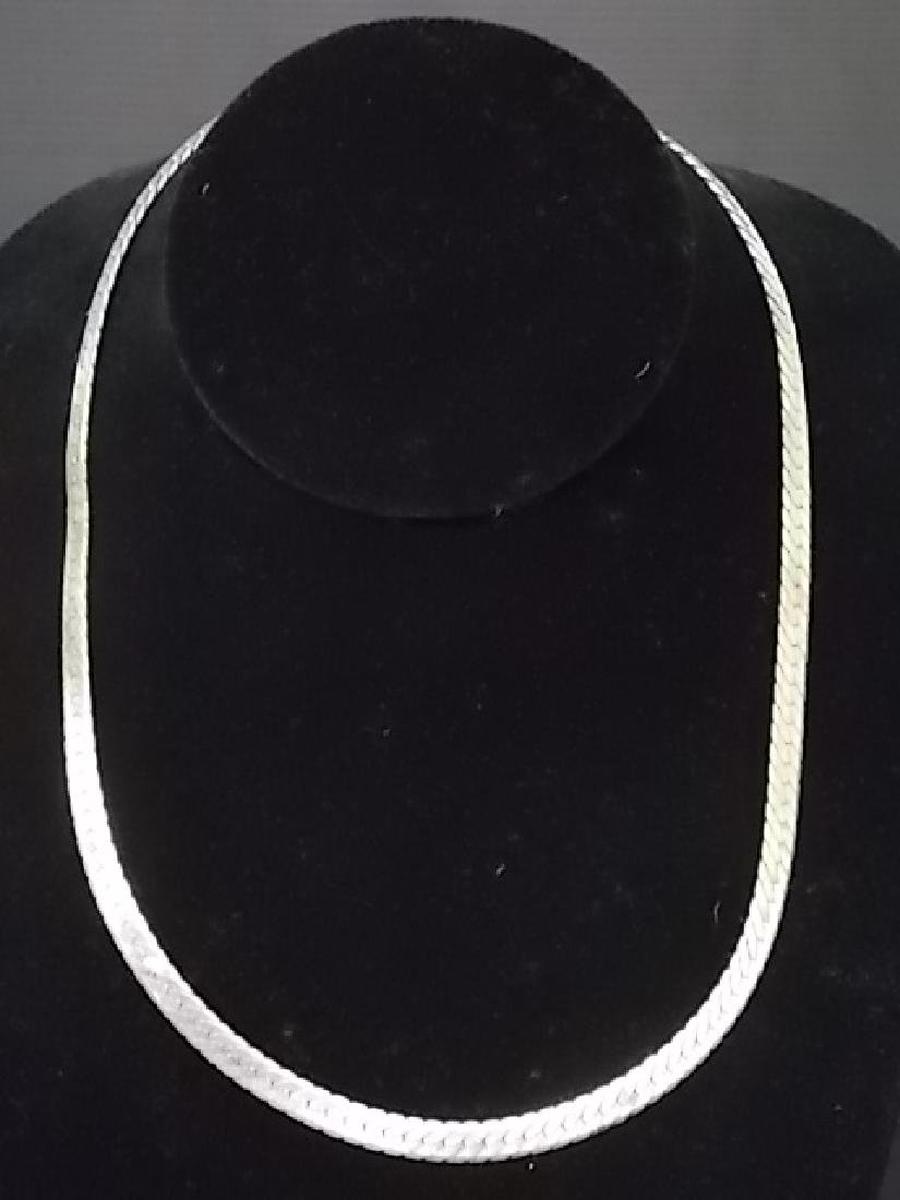 Vintage Estate Women's Sterling Silver Necklace