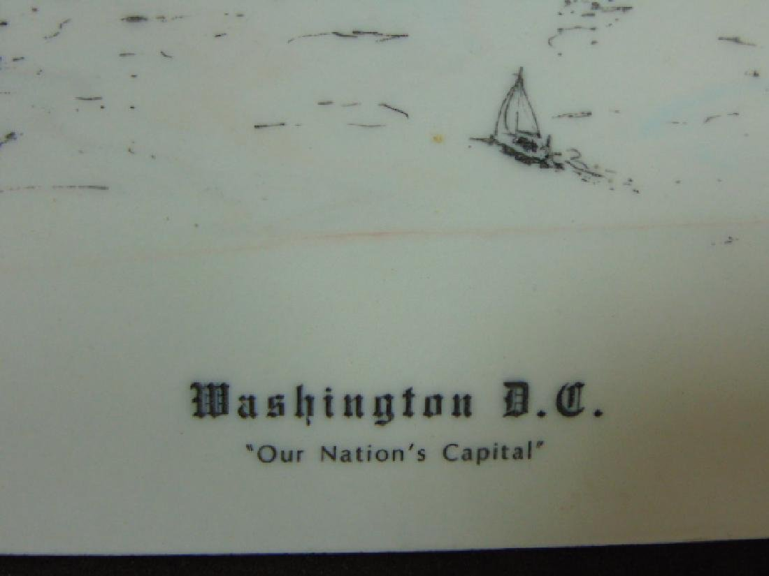LIMITED EDITION ENGRAVED COLLAGE OF WASHINGTON D.C. - 7