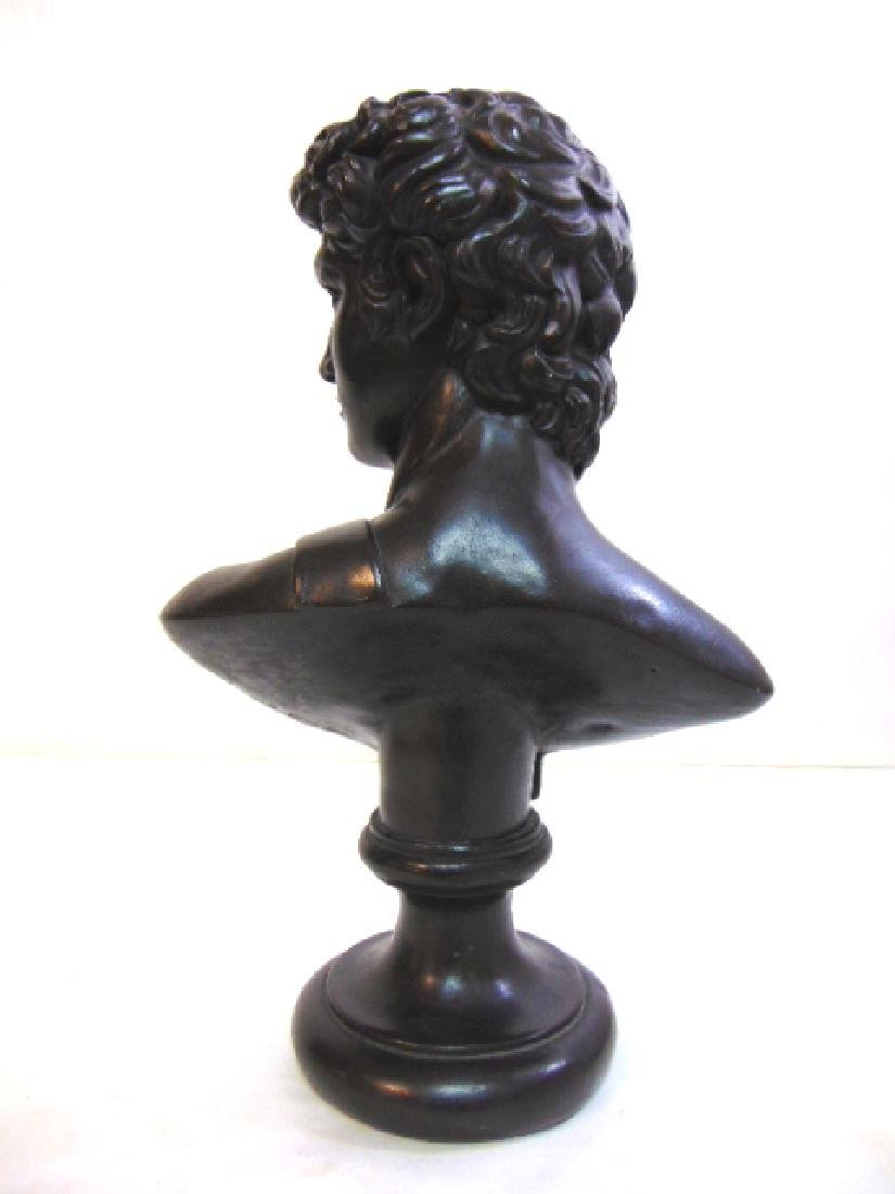 1966 Austin Production Art Chalkware Statue of David - 3