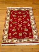HIGH QUALITY PERSIAN TABRIZ AREA RUG 25 X 39