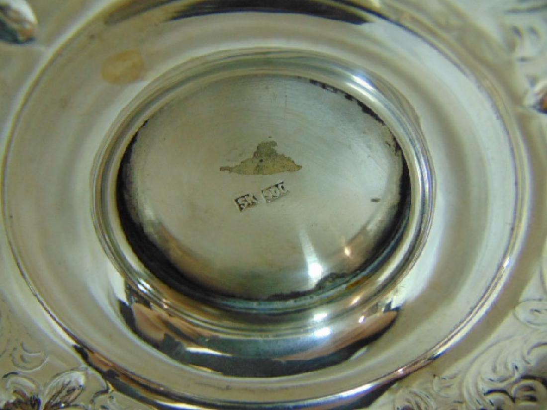 Antique Samuel Kirk Coin Silver Water Pitcher - 6