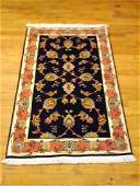 HIGH QUALITY PERSIAN TABRIZ AREA RUG 23 X 4
