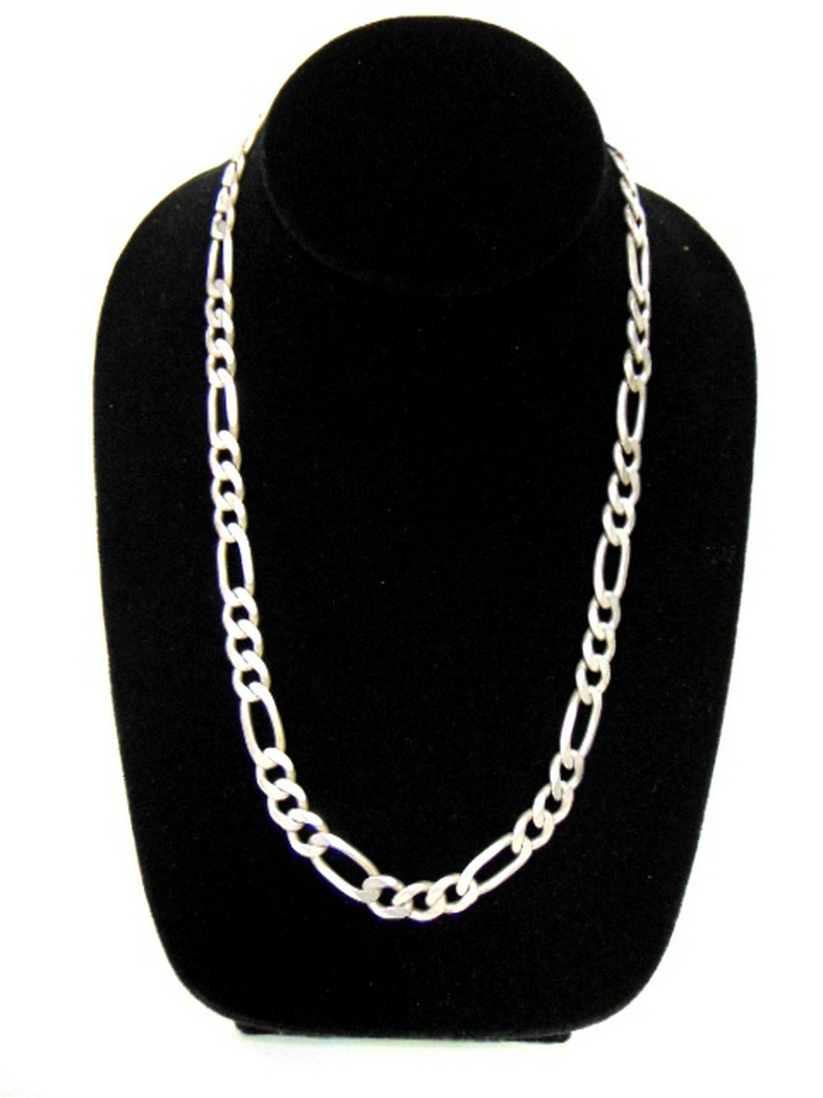Vintage Estate .925 Sterling Silver Chain Necklace