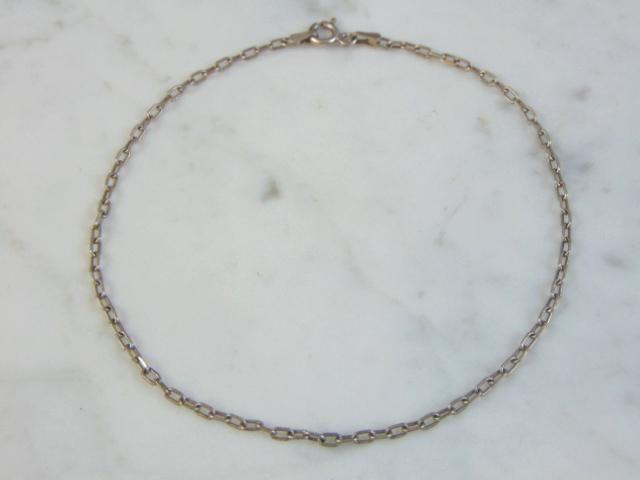 Womens Vintage .925 Sterling Silver Bracelet
