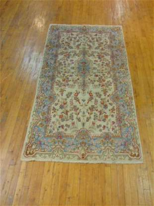 Antique Middle Eastern Handmade Runner Area Rug