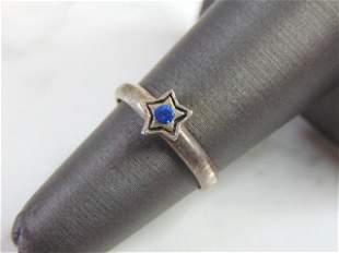 Womens Vintage Estate .925 Sterling Silver Toe Ring