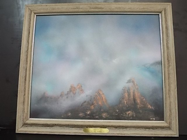 LISTED SOUTHWEST ARTIST ZANDRAH KROFT RALPHS SEDONA AZ - 2