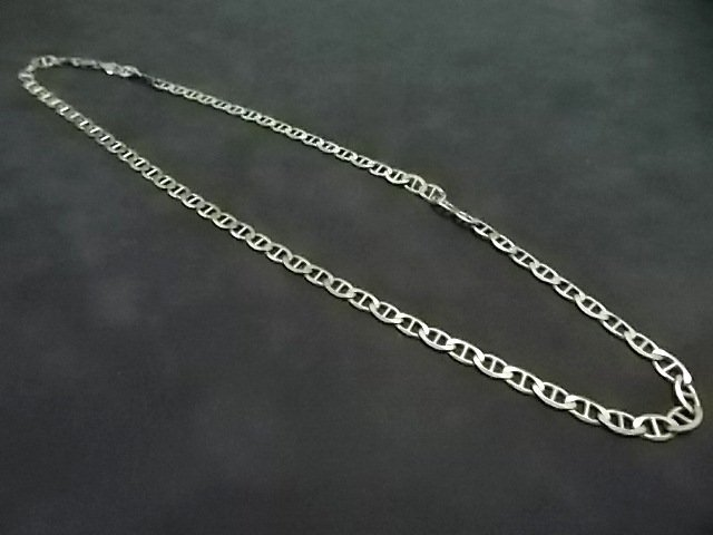 Sterling Silver Chain Necklace Made in Italy