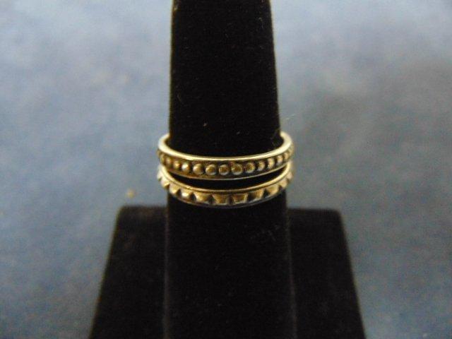 Womens Vintage Estate .925 Sterling Silver Rings