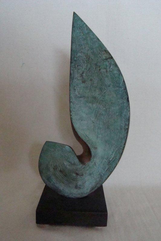 Bronze Sculpturre by M.Lovell