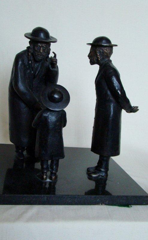 Norman LeBeau, Bronze Sculpture