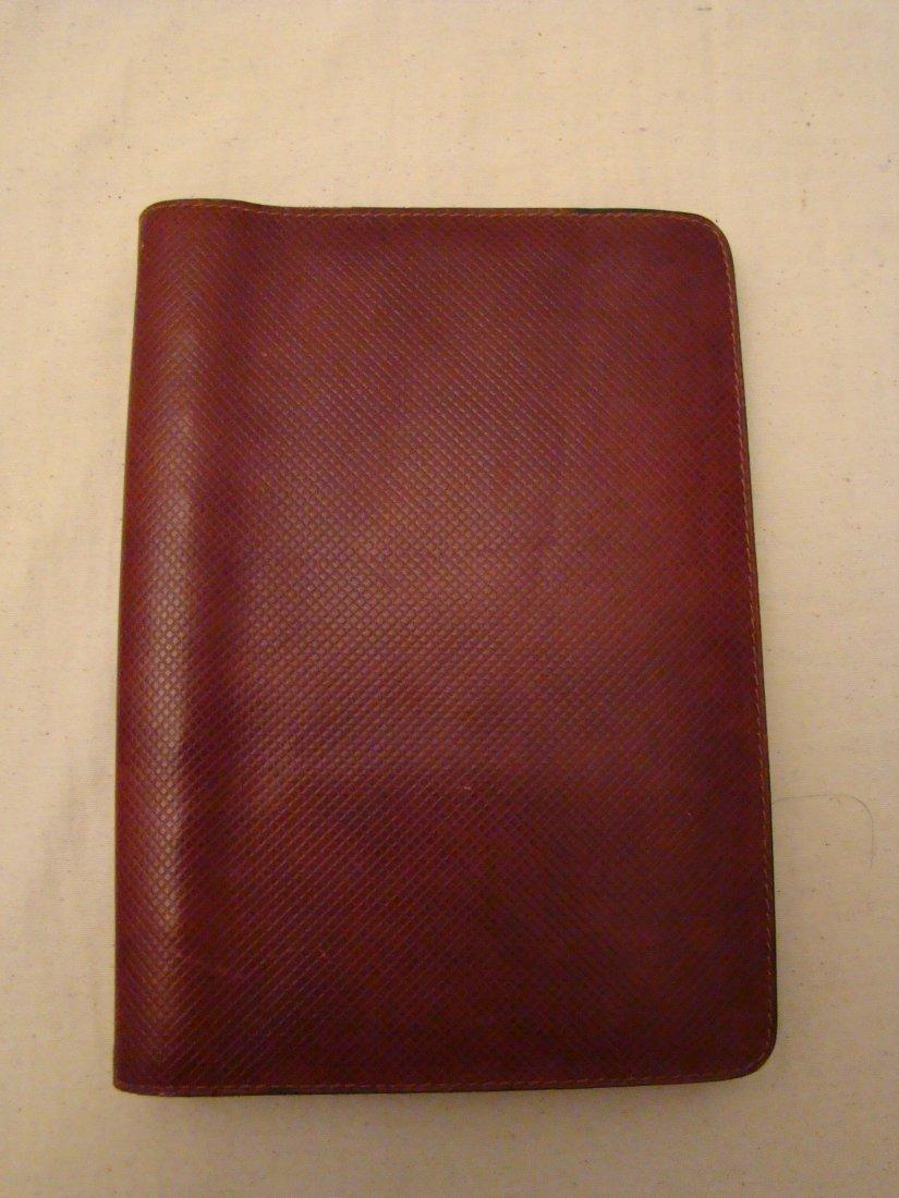 Bottega Veneta, vintage Address Book and planner