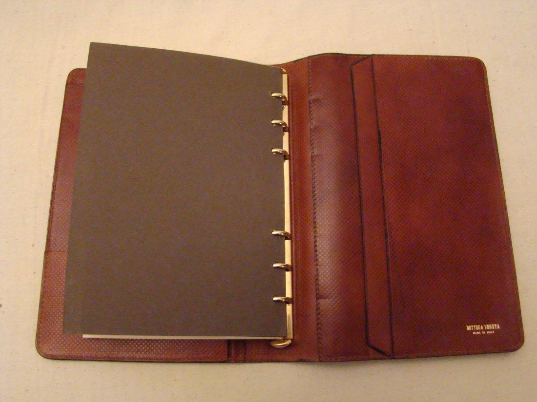 Bottega Veneta, vintage Address Book and planner, made