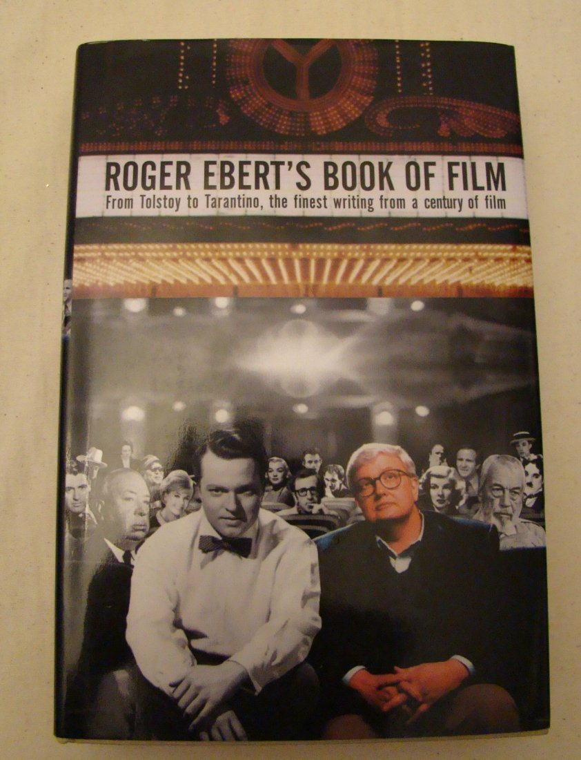 Roger Eberts Book of Film, 1st edition, 1997 (personal