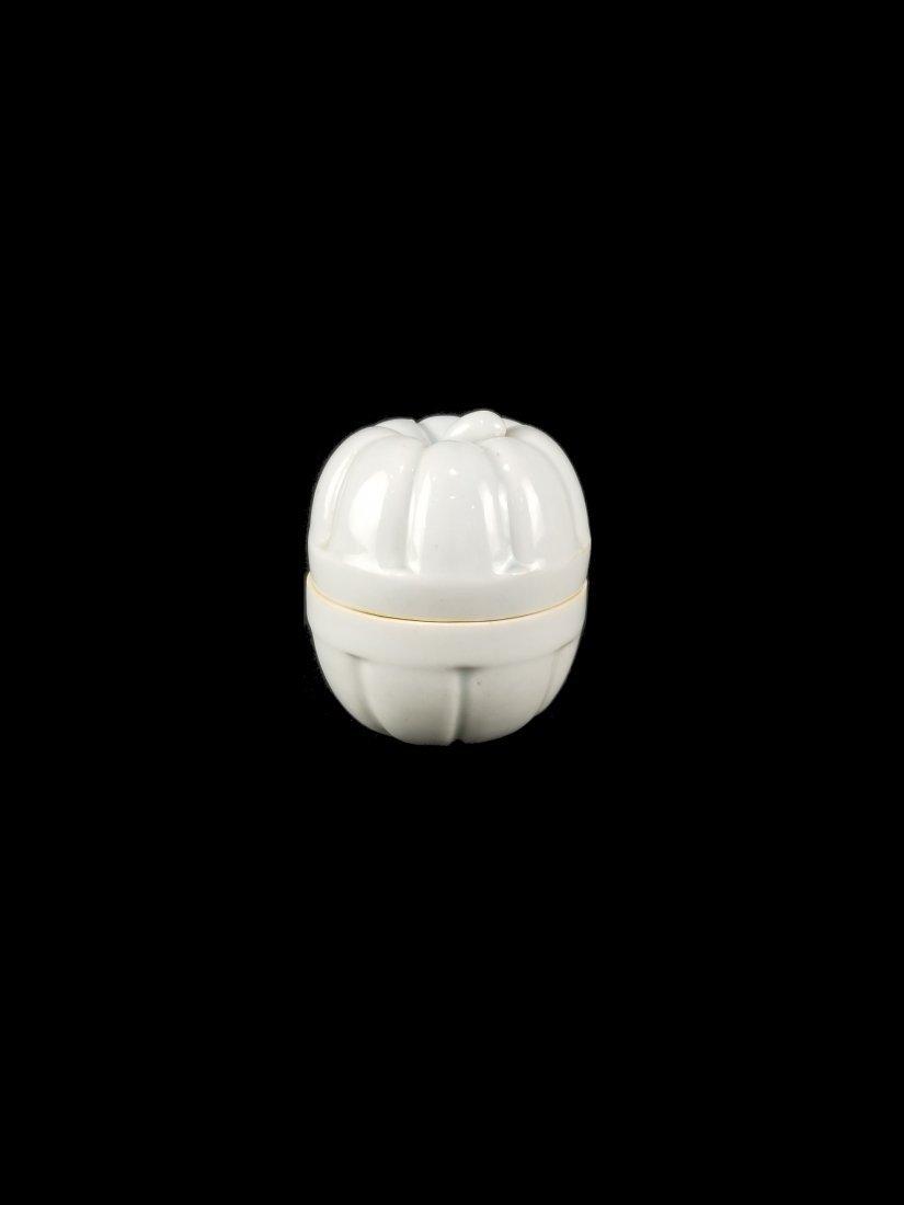A Top Chinese Song Hutian Kiln Porcelain Box
