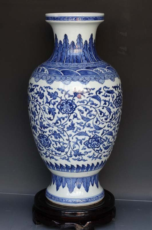 Special and Fine Chinese Qing Blue and White Porcelain