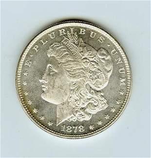 1878 8TF VAM 3 MS 63