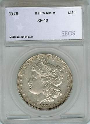 1878 8TF VAM 8 SEGS EF 40
