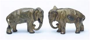 Small Elephant Penny Banks