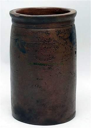Ireland, Duey & Shinnick, Mt. Crawford Jar