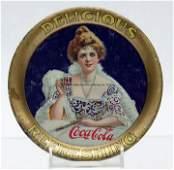 1903 Coca Cola Tip Tray