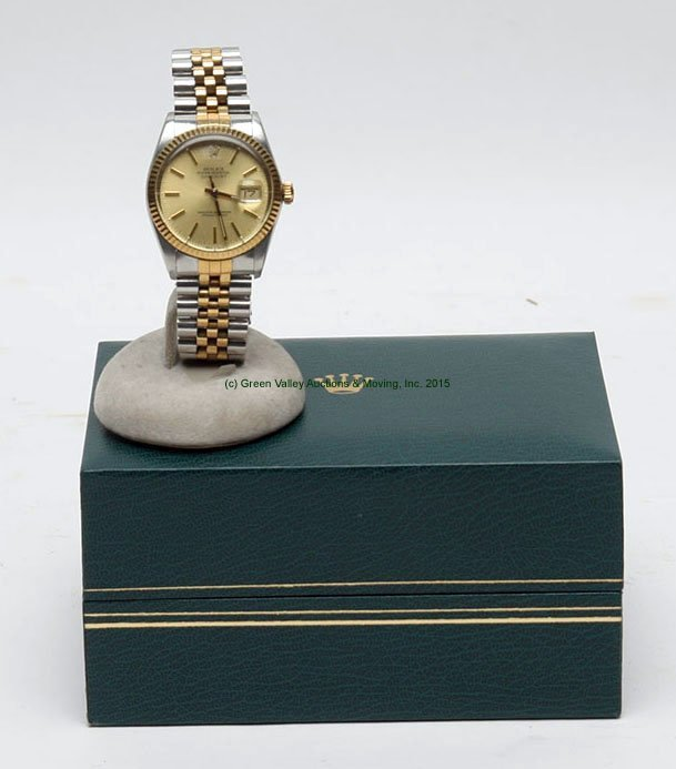 Rolex  Datejust #16013 Men's Wrist Watch