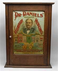 Dr. Daniel's Veterinary Medicines Cabinet