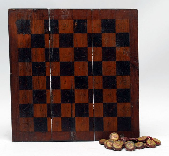 Back Country Make-Do Checker Board