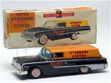 Standard Coffee Advertising Friction Toy