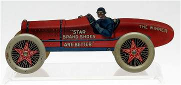 Star Brand Shoes Toy Racer