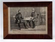 Gen Robert E Lee Appomattox VA Print