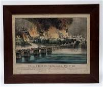 Fall of Richmond VA April 2 1865