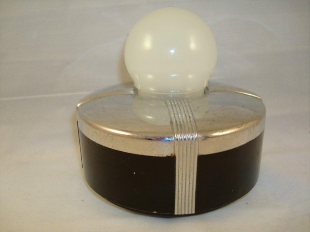 Art Deco Eveready MasterLite Flashlight