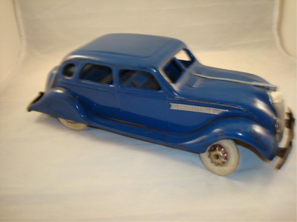 """Kingsbury Blue Sedan 14"""""""