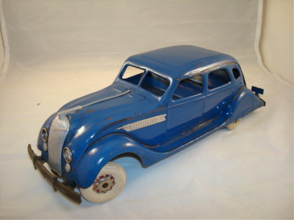 """Kingsbury Blue Sedan 14"""" - 2"""