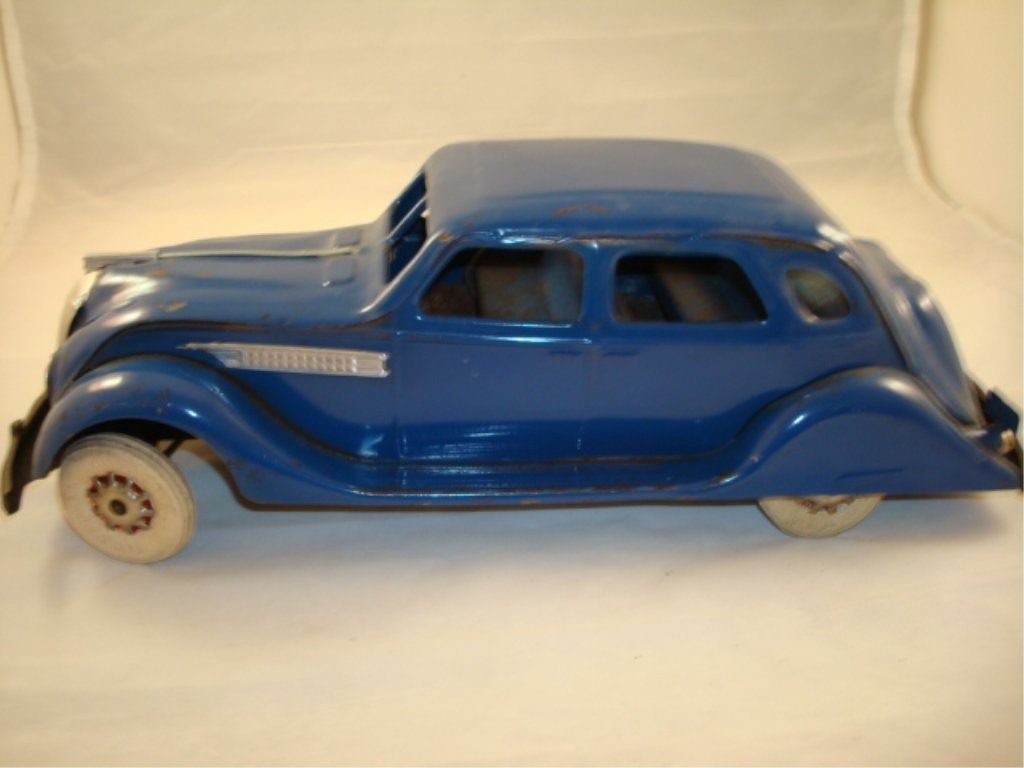 """Kingsbury Blue Sedan 14"""" - 3"""